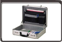 Brief cases & Gun case