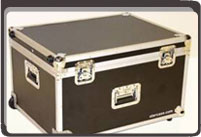 Aluminum flight cases